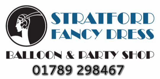 Stratford Fancy Dress&nbsp;<br />Balloon and Party Shop